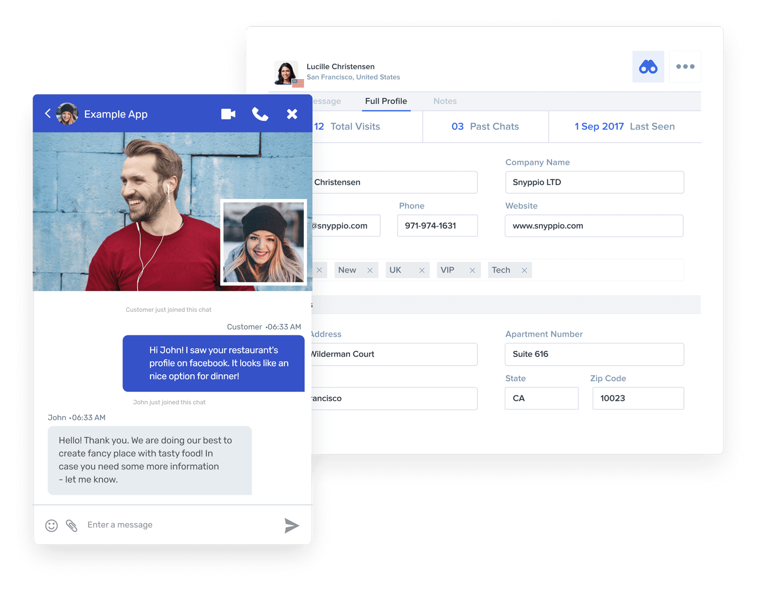 Deliver faster, smarter & personalized support at scale