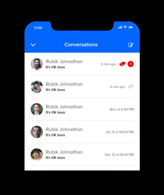 push notification mobile sdk