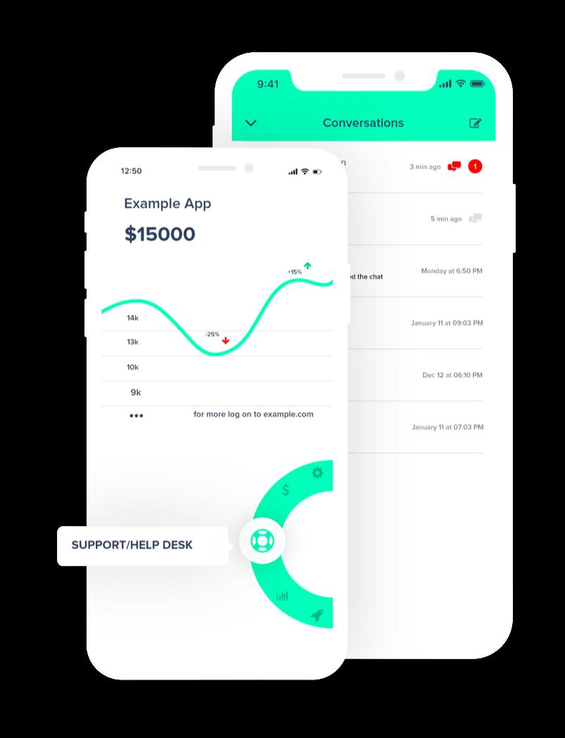 customer support mobile sdk